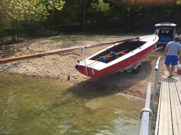 Photo Highlander 20 sail boat - $9,500 (Springfield)