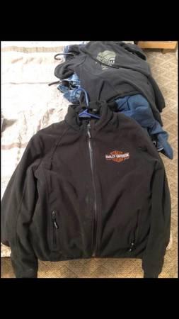 Photo Mens Harley Davidson Riding Jacket - $100 (Mount Vernon)