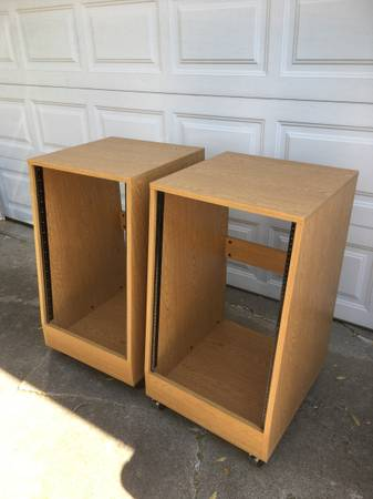 Photo Recording Studio Racks - $475 (East Spfd)