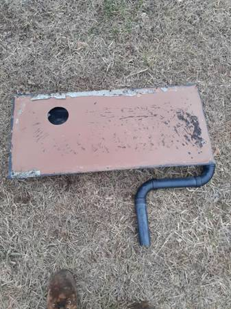 Photo Rv small black water tank - $50 (Buffalo)