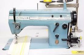 Photo Singer 20U Commercial Grade Sewing Machine - $400