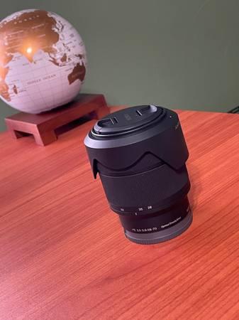 Photo Sony FE 28-70mm F3.5-5.6 NEVER USED - $250 (Springfield)