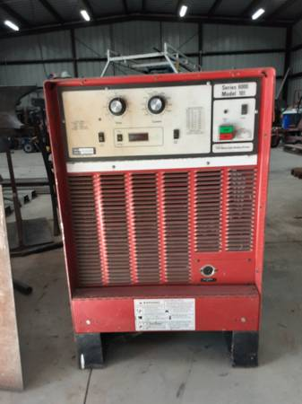 Photo TRW Welding Machine - $5,000 (Cassville)