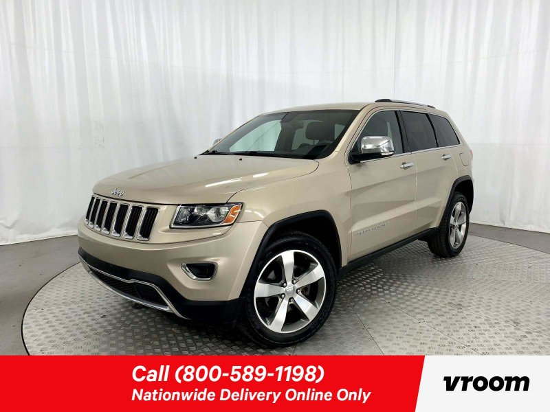 Photo Used 2014 Jeep Grand Cherokee Limited for sale