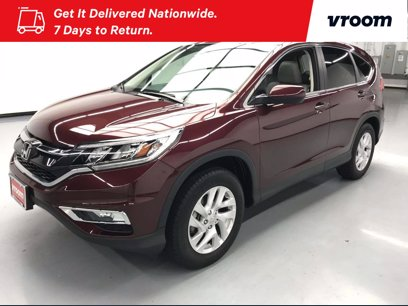 Photo Used 2015 Honda CR-V FWD EX-L for sale