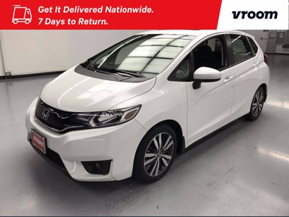 Photo Used 2016 Honda Fit EX for sale