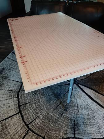Photo Used Cutting and Craft Table - $295 (Ozark, Nixa, Springfield)