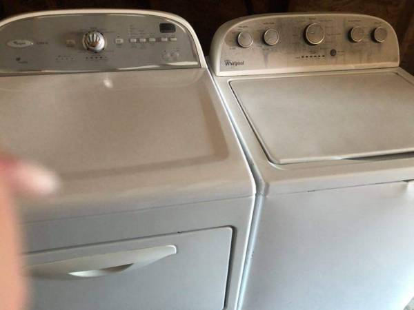 Photo Whirlpool Washer Dryer-FREE delivery - $250 (Springfield)