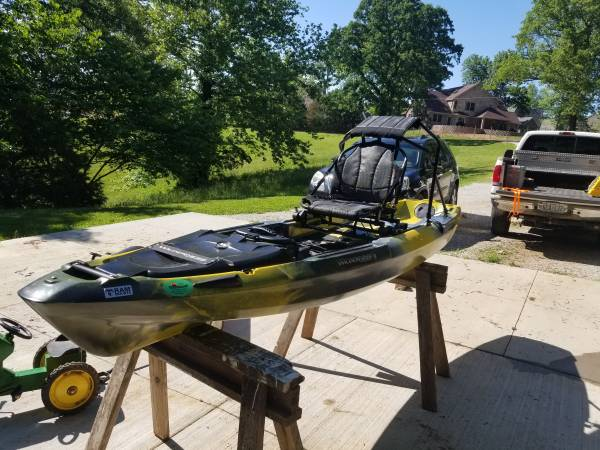 Photo Wilderness Systems atak 120 - $1600 (Ozark)