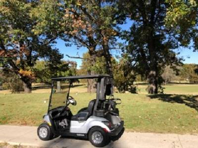 Photo Yamaha Gas Power Golf Cart - $6000 (Nevada)