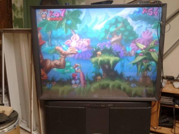Photo free hitachi big screen tv (Reeds Spring)