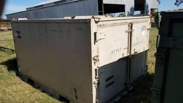 Photo storageshipping container - $1,250 (Aurora Mo.)