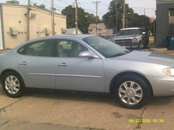 Photo 06 BUICK LACROSS WITH 155K MILES $3500 OBO - $3,500 (Springfield il)