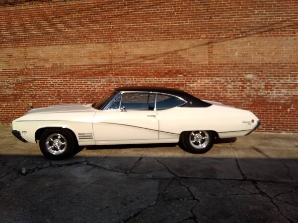 Photo 1968 Buick Skylark custom - $12500 (Quincy, il)
