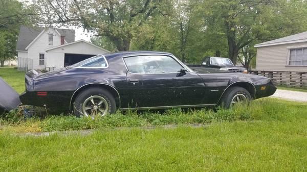 Photo 1981 Pontiac Firebird Esprit - $5500 (Greenfield, Il.)