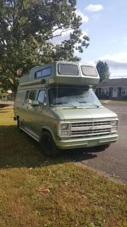 Photo 1987 Chevy Horizon Cer Van - $3,700 (Maplewood)