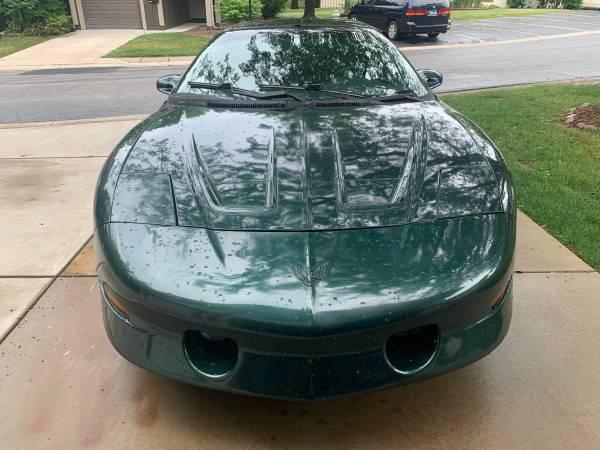 Photo 1995 Pontiac trans am - $7000