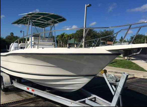 Photo 1998 2539 Pursuit with 2005 Mercury 275 Verado awesome boat - $26,000
