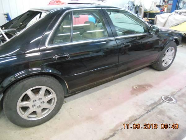 Photo 2000 Cadillac Seville (Murrayville, IL)