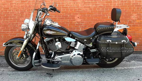 Photo 2013 Harley Davidson Softail HERITAGE w 103  - $9,999 (O39fallon, MO)