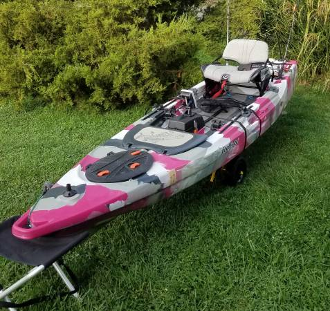 2016 Feelfree Lure 13 5 Ft Kayak 1425 Edwardsville Il Boats For Sale Springfield Il Shoppok