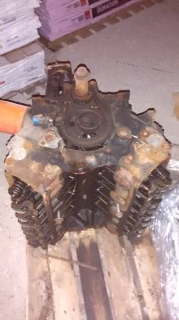 Photo 302 ford engine - $225 (Farmersville)