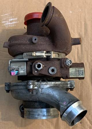 Photo Ford 6.7 Powerstroke turbo injectors fuel pump and glow plugs. - $300 (Sherman)