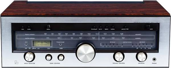 Photo High End Luxman R1040 Stereo Receiver in Mint Condition - $145 (Nixa, Missouri)