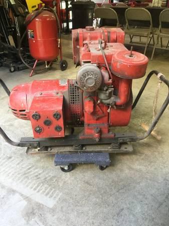 Photo Homelite generator - $500 (Chatham)