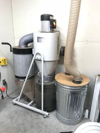 Photo Laguna 1.5HP Cyclone Dust Extractor - $1500