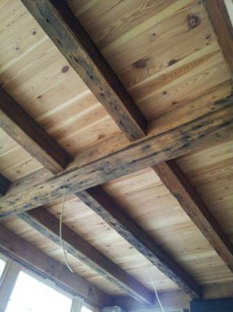 Photo Reclaimed Hardwood Flooring Stairs Beams White Oak Heart Pine Doug Fir - $1 (FREE SAMPLES)