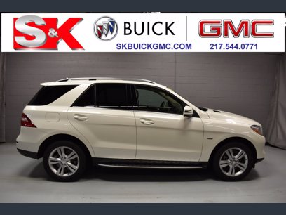 used 2012 mercedes-benz ml 350 4matic for sale