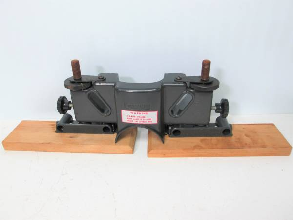Photo Vintage Sears Craftsman Shaper Fence Attachment For Drill Press - $20 (SPRINGFIELD)