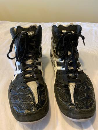 Photo Wrestling shoes (Rochester)