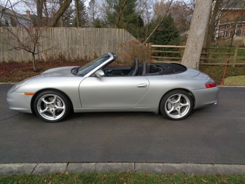 2003 Porsche 996 Turbo For Sale - ZeMotor
