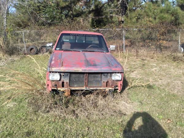 Photo 1989 Chevy S10 body - $500 (Gordon)