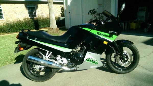 Photo 2005 Kawasaki Ninja 250R - $1,950 (st simons island)