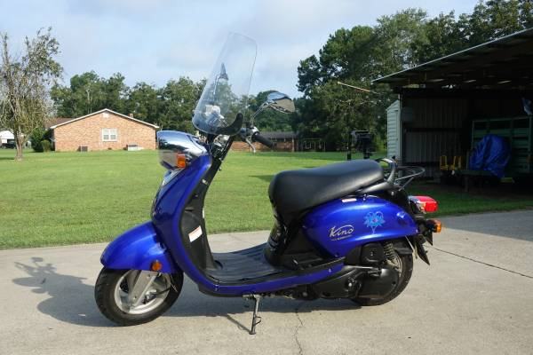 Photo 2006 Yamaha 125 Vino - $1,550 (Jackson)