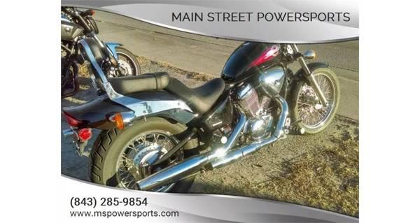 Photo 2007 Honda Shadow - $4,500 (Summerville SC)