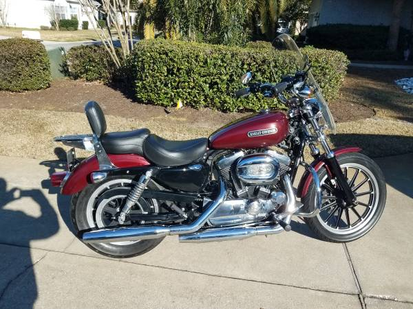 Photo 2008 Harley-Davidson Sportster 1200 - $3,900 (Saint Simons Island, GA)