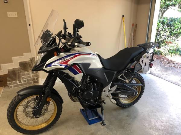 Photo 2014 Honda CB500X RALLY RAID - $6,300 (Rincon)