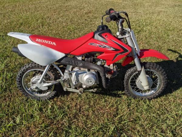 Photo 2015 Honda CRF50 - $1,950 (Perry)