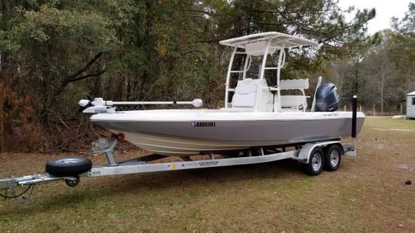 Photo 2017 Skeeter SX210 Bay Boat - $40000 (Statesboro)