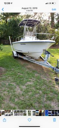 Photo 21 ft sea hunt - $14,000