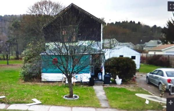 Photo 2 story house for sale located in wellsville new york (wellsville new york)