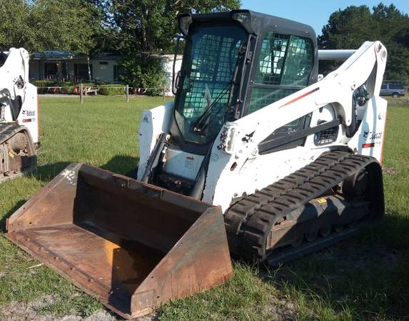 Photo BOBCAT T770 SKID STEER SKID LOADER CONSTRUCTION LOGGING EQUIPMENT - $41500 (VALDOSTA)