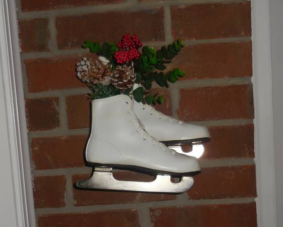 Photo Double Runner Blade Girls Ice Skates - $8 (Aiken, SC)