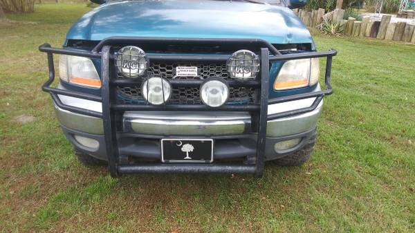 Photo F150 Ranch Hand Brush Guard - $350 (Summerville)