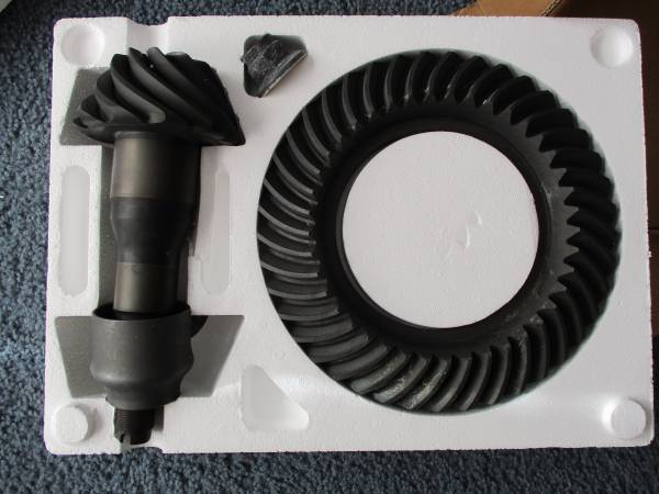 Photo New FORD Super 8.8 Gear Set 3.73 - $165 (South Sumter)