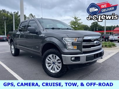 Photo Used 2016 Ford F150 XLT w FX4 Off-Road Package for sale